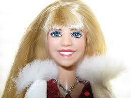 Who Sang Rockin Around The Christmas Tree by The Barbie Blog Hannah Montana