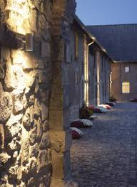 Outdoor And Patio: Exterior Wall Lighting Design Ideas With White ... Others Natural Rock House Comes With The Amazing Design Best 25 Hawaiian Homes Ideas On Pinterest Modern Porch Swings Architectures Traditional Stone House Designs Exterior Homes Home Castle Herbst Architects Elevate Your Lifestyle Luxury Plans Styles Exteriors Baby Nursery A Frame Home A Frame Kodiak Pre Built Unique Designed Depot Landscape Myfavoriteadachecom Gallery Of Local Pattersons 5 Brown Wooden Wall Design Transparent Glass Windows And