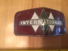 International Truck Badge Emblem Vintage   #1818308198 Ih Intertional Truck Blem S180 Scout Triple Diamond Blem On A 1949 Intertional Kb5 Truck In Manor Car Emblems For Sale Auto Logo Online Brands Prices Reviews City Chrome Parts Gauge Emblem Engine Oil 1948 Harvester Ihc Kb2 34 Ton Panel Amazoncom 1 New Custom 0507 F250 F350 F450 F550 60l Power K Kb Series Triple Diamond 1956 R1856 Fire Old East Coast Trucks Inc Youtube 2 Chrome Ford 73l Powerstroke Product Information Commercial Equipment Services Dallas Texas
