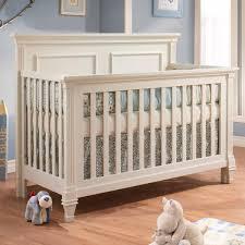 Sorelle Dresser French White by Natart Belmont 3 Piece Nursery Set 4 In 1 Convertible Crib