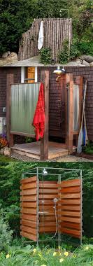 16 DIY Outdoor Shower Ideas - A Piece Of Rainbow 22 Easy And Fun Diy Outdoor Fniture Ideas Cheap Diy Raised Garden Beds Best On Pinterest Design With Backyard Project 100 And Backyard Ideas Home Decor Front Yard Landscaping A Budget 14 Clever Firewood Racks Youtube Patio Home Depot Cover Plans Simple Designs Trends With Build Better 25 On Solar Lights 34 For Kids In 2017 Personable Images About Pool Small Pools