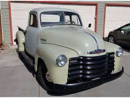 100 1951 Chevy Truck For Sale Chevrolet 5Window Pickup For ClassicCarscom CC1034773