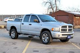 Used 2003 Dodge Ram 1500 SLT HEMI 4X4 For Sale In Brampton, Ontario ...