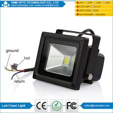 black house 10w led flood lights replace 50w halogen bulb