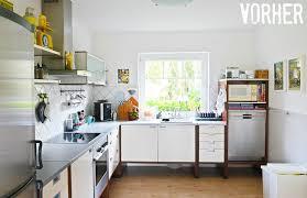 küchen makeover was n glanzstück unsere selbstgebaute