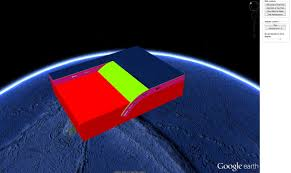 Sea Floor Spreading Animation Download by Emergent And Animated Collada Models Of The Tonga Trench And Samoa