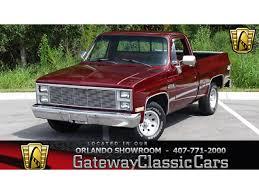 100 1984 Gmc Truck GMC Sierra For Sale ClassicCarscom CC1164829