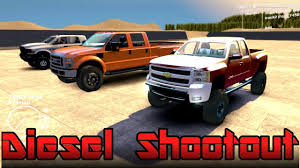 Spin Tires | Chevy Vs Ford Vs Dodge | Ultimate Diesel Truck Shootout ...