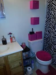 Pink Cheetah Print Bathroom Set by Best 25 Zebra Bathroom Ideas On Pinterest Zebra Print Bathroom