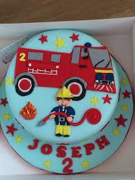 fireman sam cake kindergeburtstag backen kinder