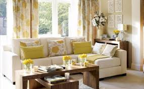 Yellow And White Striped Curtains by Curtains Category Yellow Living Room Curtains Sheer Brown
