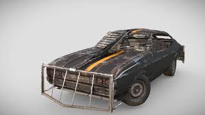 100 3d Tow Truck Games Apocalyptic Coupe PBR 3D Model In Heavy Equipment 3DExport