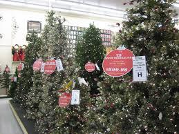 White Flocked Christmas Tree Walmart by Christmas Trees Hobby Lobby Christmas Lights Decoration