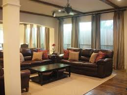 Living Room Ideas Brown Leather Sofa by Innovative Leather Living Room Ideas With Living Room Best Brown