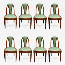 Set Of Eight Fine French Art Nouveau Beech Dining Chairs Set Of 8 Vintage Midcentury Art Nouveau Style Boho Chic Italian Stunning Of Six Inlaid Mahogany High Back Chairs 2 Pair In Antiques Atlas Lhcy Solid Wood Ding Chair Armchair Lounge Nordic Style A Oak Set With Table Seven Chairs And A Side Ding Suite Extension Table France Side In Leather Chairish Gauthierpoinsignon French By Gauthier Louis Majorelle Caned An Edouard Diot Art Nouveau Walnut And Brass Ding Table Four 1930s American Classical Shieldback 4