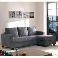 cocktail scandinave canapé canapé d angle en tissu gris au style vintage indémodable