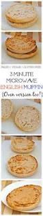 Vegan Pumpkin Muffins No Oil by Microwave English Muffin Paleo Gluten Free Vegan