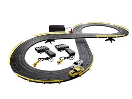 Amazon.com: Hot Wheels RC Ford Vs Chevy Slot Car Set: Toys & Games Diy Heavy Class Rc Vehicle Electronics 9 Steps Rc Remote Controlled Cars Track India Control Racing Car The Traxxas Jato 33 Bonafide Street Racer But Bozo On The Monster Trucks Hit Dirt Truck Stop Wl L959 112 24g 2wd Radio Control Cross Country Racing Car Adventures 6wd Cyclones 6 Tracks 4 Motors Hd Overkill Body Bodies Pinterest Caterpillar Track Dumper At The Cstruction Site Scaleart Outdoor Truck Madness Youtube Backyard Track 3 With Pictures