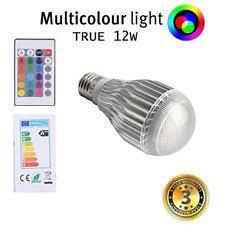 circle rgb light bulbs ebay