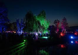 lichternacht im kurpark bad zwischenahn am meer