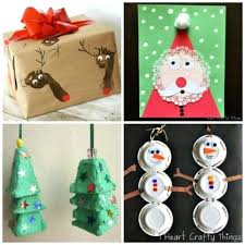Easy Christmas Craft For Children Exquisite Crafts Toddlers To Make Home Design And Kid Friendly Holiday