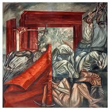 5 murales de josé clemente orozco en la cdmx máspormás
