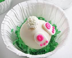 How to Make Bunny Tail Cake Balls