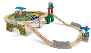 Thomas Tidmouth Sheds Deluxe Set by Shedme Thomas Friends Tidmouth Sheds Wooden Railway