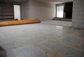 Mid Century Terrazzo Flooring