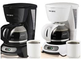 Dont Miss Out On The Mr Coffee 4 Cup Maker Sale At Kohls Cyberweek