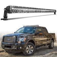 Amazing Pickup Truck Light Bars A R E Truck Caps Partners With Rigid ...