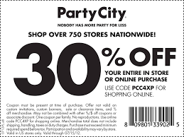 Party City Coupons | Coupon Codes Blog