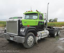 1981 Mack RWS778LST Semi Truck | Item K6113 | SOLD! October ... Mack Triaxle Steel Dump Truck For Sale 11686 Trucks In La Dump Trucks Stupendous Used For Sale In Texas Image Concept Mack Used 2014 Cxu613 Tandem Axle Sleeper Ms 6414 2005 Cx613 Tandem Axle Sleeper Cab Tractor For Sale By Arthur Muscle Car Ranch Like No Other Place On Earth Classic Antique 2007 Cv712 1618 Single Truck Or Massachusetts Wikipedia Sterling Together With Cheap 1980 R Tandems And End Dumps Pinterest Big Rig Trucks Lifted 4x4 Pickup In Usa