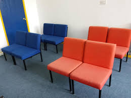 Stackable Church Chairs Uk by Secondhand Chairs And Tables Playgroup And Nursery