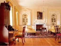 Georgian Dining Room by How To Create A Georgian Colonial Home Interior Freshome Com