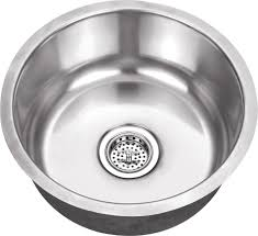 Ipt Stainless Steel Sinks by Www Iptsink Com Sb 808 18 Gauge Round Single Bowl Undermount