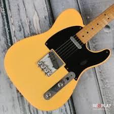 Fender Road Worn 50s Telecaster Vintage Blonde