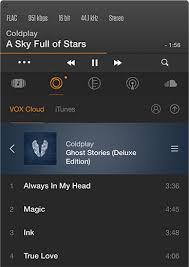 VOX Music Player for Mac & iPhone Unlimited Solution for Music Lovers