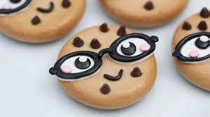 Nerdy Nummies Halloween Challenges by Diy Smart Cookie Magnets Youtube
