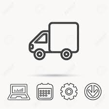 Delivery Truck Icon. Transportation Car Sign. Logistic Service ... White Arrow Arrows Website Large Commercial Semi Truck With A Trailer Carrying Vnm200 Daycab Michael Cereghino Flickr Trucking Company Logo Black And Vector Illustration Stock Former Boss Asks For Forgiveness Before Being T Ltd Logo On White Background Royalty Free Image Motor Wikiwand Best Kusaboshicom Lights On Photos Federal Charges Against Former Ceo Tulsaworldcom