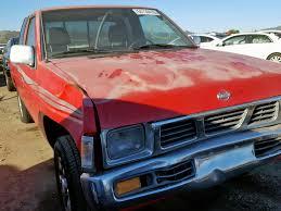 100 96 Nissan Truck 19 King 24L 4 In CA San Jose