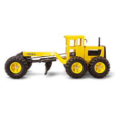 Funrise Toy Corp. Tonka Classic Steel Tough Grader - Toys & Games ...
