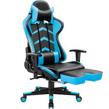 Furmax Gaming Chair High Back Office Racing Chair, Ergonomic Swivel  Computer Chair Executive Leather Desk Chair With Footrest, Bucket Seat And  Lumbar ... Killabee 8212 Black Gaming Chair Furmax High Back Office Racing Ergonomic Swivel Computer Executive Leather Desk With Footrest Bucket Seat And Lumbar Corsair Cf9010007 T2 Road Warrior White Chair Corsair Warriorblack By Order The 10 Best Chairs Of 2019 Road Warrior Blackwhite Blackred X Comfort Air Red Gaming Star Trek Edition Hero