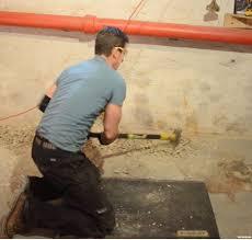 Basement Bathroom Ejector Pump Floor by Basement Bathroom Design Ideas And The Worst Job In Plumbing