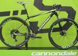 Cannondale Introduces New F Si Race Hardtail