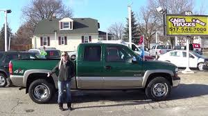 2000 Chevy Silverado 2500 4X4 - USED CARS & TRUCKS FOR SALE In ...