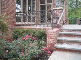 Railings For Stairs Exterior | Custom-exterior-hand-railings ... Metal And Wood Modern Railings The Nancy Album Modern Home Depot Stair Railing Image Of Best Wood Ideas Outdoor Front House Design 2017 Including Exterior Railings By Larizza Custom Interior Wrought Iron Railing Manos A La Obra Garantia Outdoor Steps Improvements Repairs Porch Steps Cable Rail At Concrete Contemporary Outstanding Backyard Decoration Using Light 25 Systems Ideas On Pinterest Deck Austin Iron Traditional For