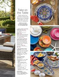 Pottery Barn - Summer 2017 D2 - Page 14-15 Ding Beautiful Colors And Finishes Of Stoneware Dishes 2017 Best 25 Outdoor Dinnerware Ideas On Pinterest Industrial Entertaing Area The Sunny Side Up Blog Dinnerware Yellow Create My Event Drinkware Rustic Plate Plates And 11 Melamine Cozy Table Settings Stress Free Plum Design Red Platters Serving Tiered Pottery Barn