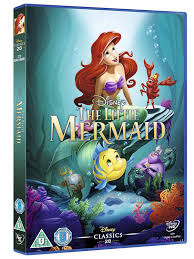 Little Mermaid Bathroom Accessories Uk by The Little Mermaid Dvd 1989 Amazon Co Uk Jodi Benson Samuel