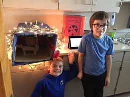 Second Through Fifth Grade High Ability Students Designed Built And Facilitated Cardboard Arcade Games For Other To Play However Must